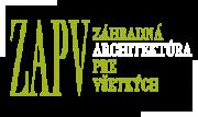 ZÁHRADNÁ ARCHITEKTÚRA PRE VŠETKÝCH Logo